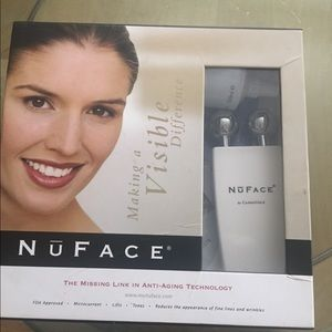 NuFACE Anti-aging technology